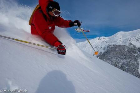 Fit Tips - Get fit for heli-skiing