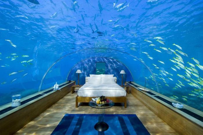 underwater vacations